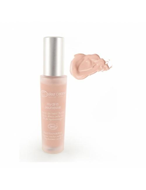 Couleur Caramel hydratační makeup č.22 Rosy beige 30ml BIO