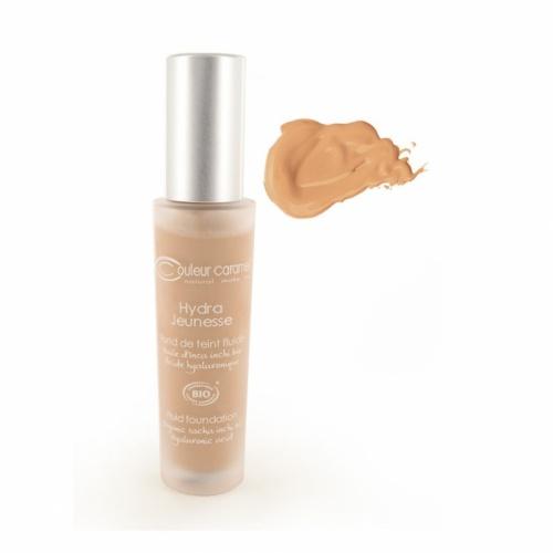 Couleur Caramel hydratační makeup č.25 Ash blonde 30ml BIO