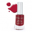Lak na nehty č. 8 - Matt red, 8ml 7 free