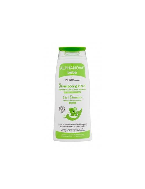 Ultra jemný šampon 2v1 200 ml