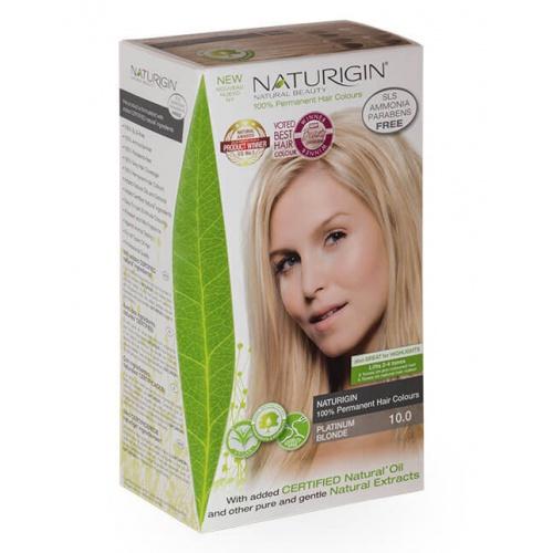 Naturigin barva na vlasy 10.0 Platinum Blonde