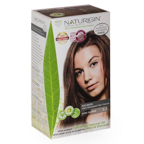 Naturigin barva na vlasy 5.3 Dark Blonde