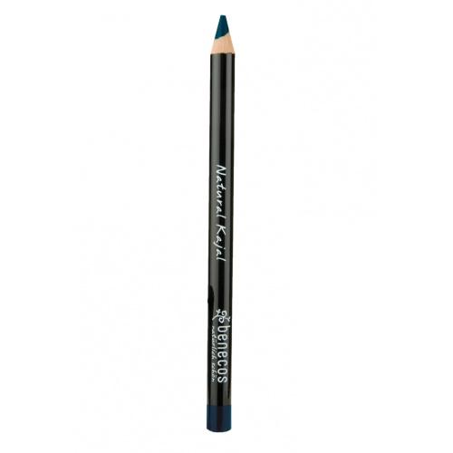 Benecos tužka na oči Tmavě modrá BIO, VEG