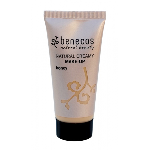 Benecos krémový makeup honey BIO, VEG