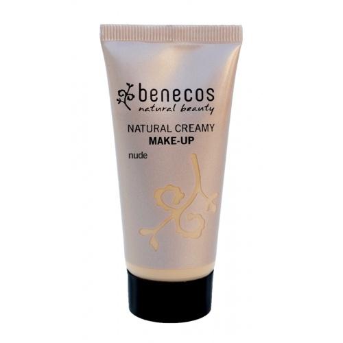 Benecos krémový makeup nude BIO, VEG