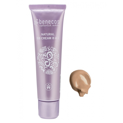 Benecos BB krém - beige BIO