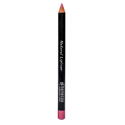 Benecos tužka na rty Růžová BIO