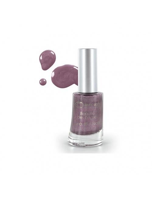 Couleur Caramel lak na nehty č.69 Pearly violet 7 free