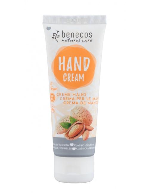 Krém na ruce pro citlivou pokožku 75ml BIO, VEG