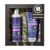 Dárková sada levandule se kládá z levandulového šamponu a levandulového kondicionéru.