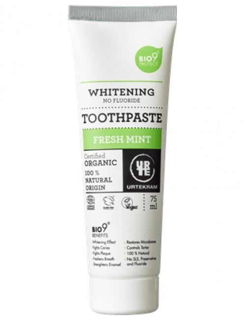 Zubní pasta bělící 75ml BIO, VEG