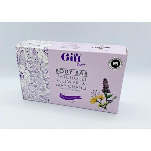 Gift Wellness tuhé tělové mýdlo Revive 120g