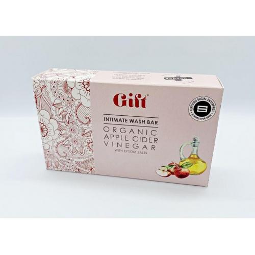 Gift Wellness tuhé intimní mýdlo 120g