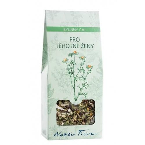 Nobilis Tilia čaj pro těhotné ženy 50g