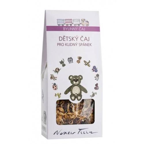 Nobilis Tilia dětský čaj pro klidný spánek 50g