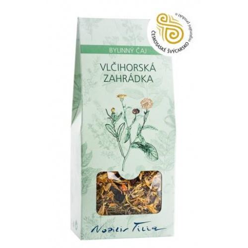 Nobilis Tilia čaj Vlčihorská zahrádka 50g