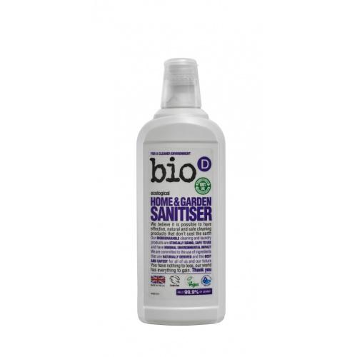 Bio-D čistič a dezinfekce pro dům a zahradu 750ml