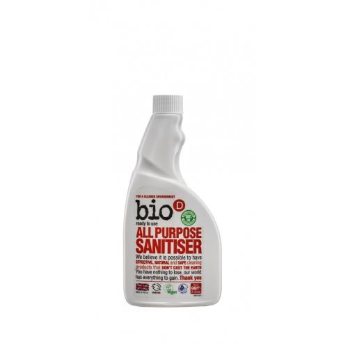 Univerzální čistič s dezinfekcí - náplň 500 ml