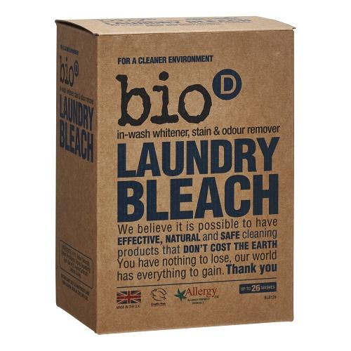 Bio-D bělící prostředek a odstraňovač skvrn na prádlo