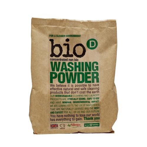 Bio-D prášek na praní 1kg