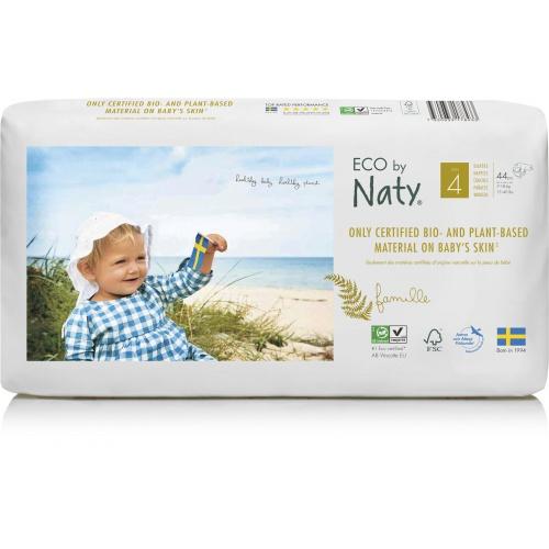 Plenky Naty Maxi 7 - 18 kg (44 ks) - ECONOMY PACK