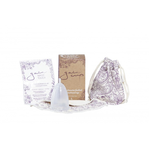 Tierra Verde gaia cup menstruační kalíšek L