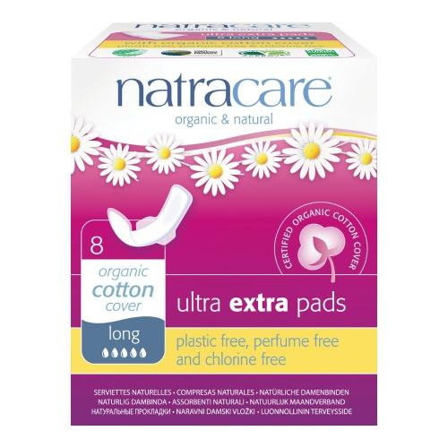 Menstruační vložky Ultra Extra LONG
