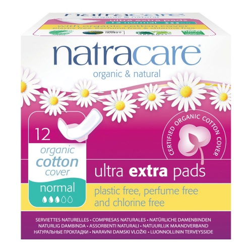 Menstruační vložky Ultra Extra NORMAL