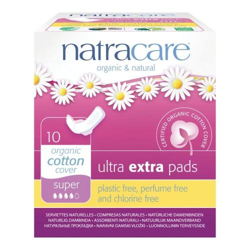 Menstruační vložky Ultra Extra SUPER