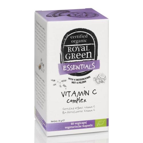 Royal Green royal Green Bio Vitamín C komplex 60 tablet