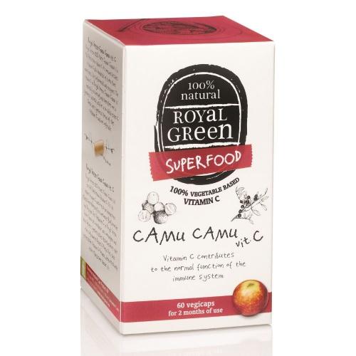 Royal Green royal Green Camu Camu 60 kapslí