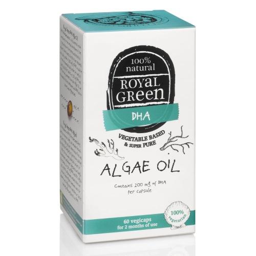 Royal Green royal Green Olej z mořských řas 60 kapslí