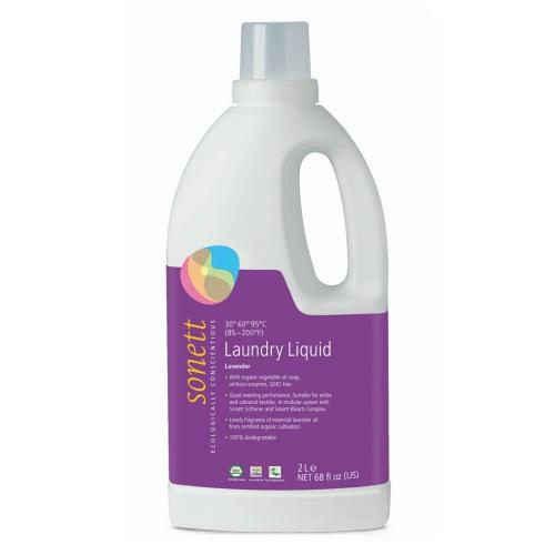 Prací gel na bílé a barevné prádlo 2 l