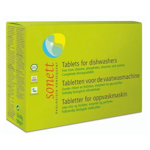 Tablety do myčky (25 ks) 500 g