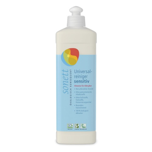 Sonett univerzální čistič Sensitive 500ml