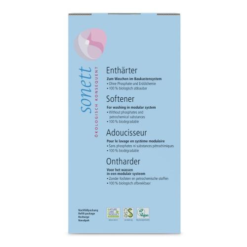 SONETT Změkčovač vody 1 kg - náhradní náplň