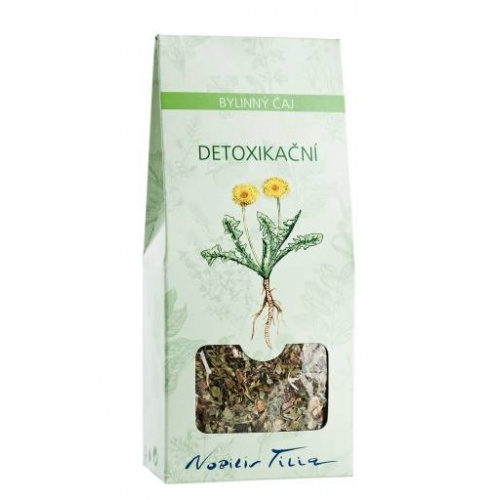 Nobilis Tilia čaj detoxikační 50g