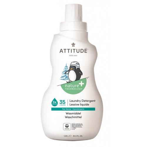 Attitude prací gel pro děti s vůní hruškové šťávy 1050ml