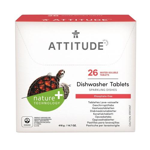 Tablety do myčky bez fosfátů (26 dávek)
