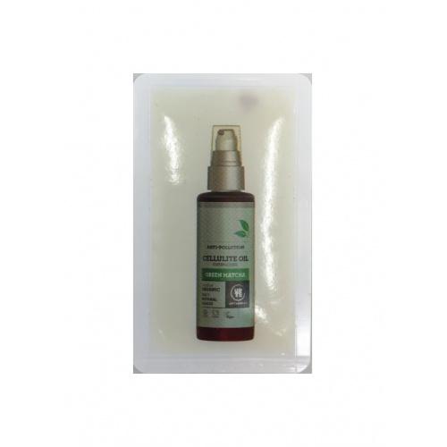 Vzorek - tělový olej matcha