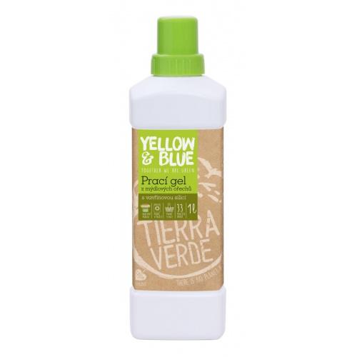 Tierra Verde prací gel vavřín 1l