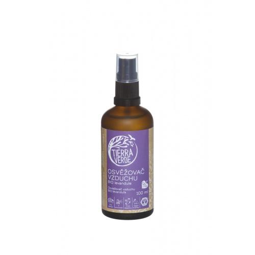Osvěžovač vzduchu – BIO levandule (lahvička 100 ml