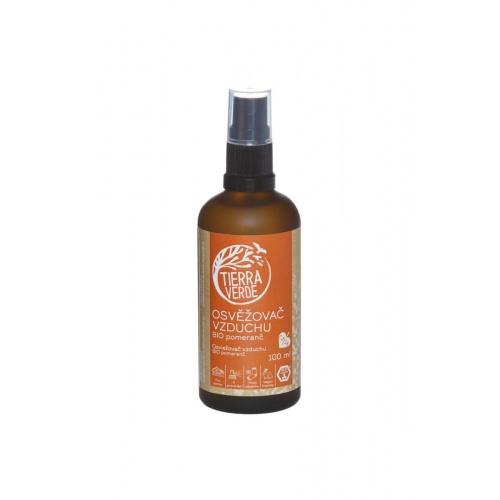 Osvěžovač vzduchu – BIO pomeranč (lahvička 100 ml)