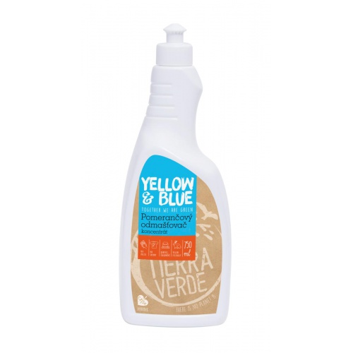 Pomerančový odmašťovač – koncentrát (lahev 750 ml)