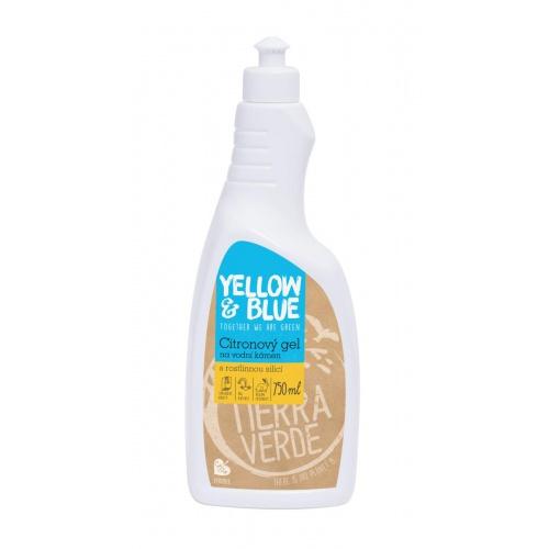 Tierra Verde citronový gel na vodní kámen 750ml