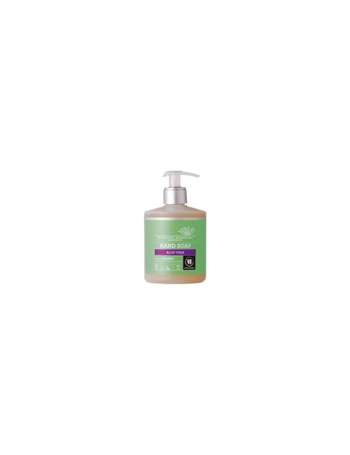 Urtekram tekuté mýdlo na ruce Aloe vera 380ml BIO