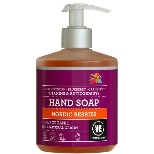 Urtekram tekuté mýdlo na ruce Nordic Berries 300ml BIO