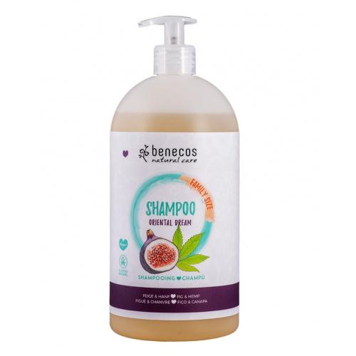 Benecos šampon rodinný Oriental dream 950ml BIO
