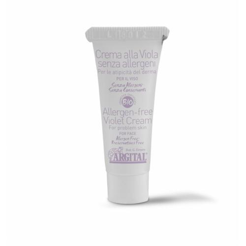 Hypoalergenní krém na obličej s violkou 10 ml