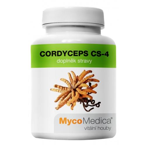 MycoMedica doplněk stravy Cordyceps CS-4 90 kapslí